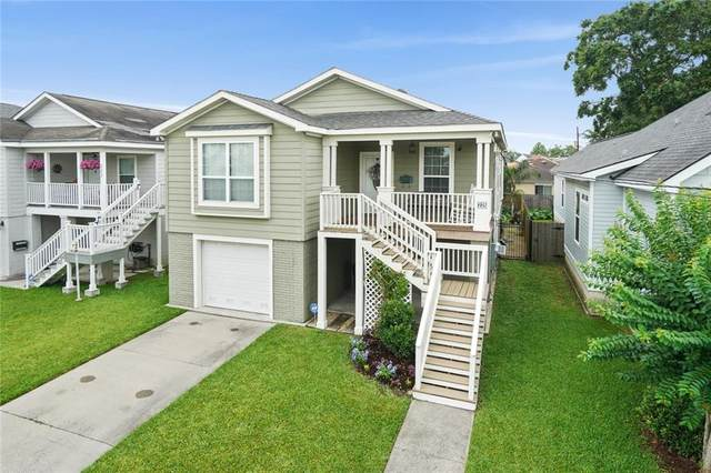 225 20TH Street, New Orleans, LA 70124 (MLS #2303055) :: United Properties