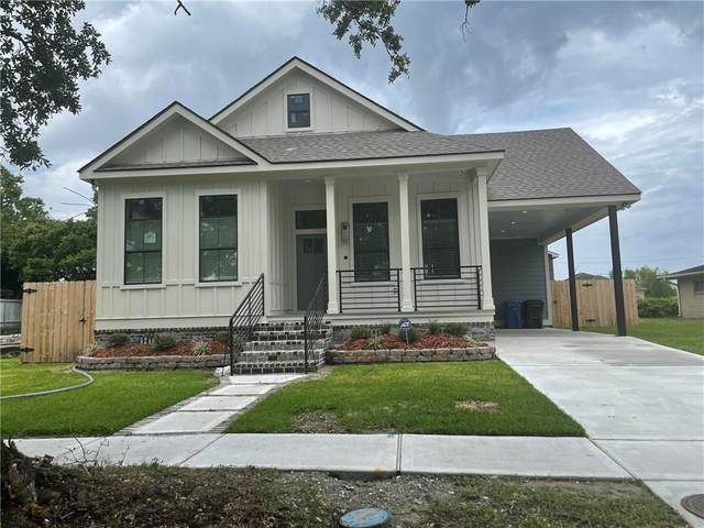 6643 Congress Drive, New Orleans, LA 70126 (MLS #2303088) :: Crescent City Living LLC