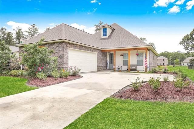 23365 Noble Oak Drive, Springfield, LA 70462 (MLS #2303145) :: Satsuma Realtors