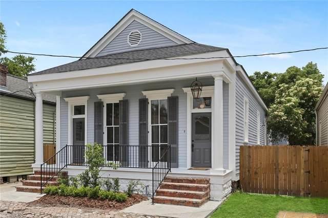 825 Pleasant Street, New Orleans, LA 70115 (MLS #2303162) :: Reese & Co. Real Estate