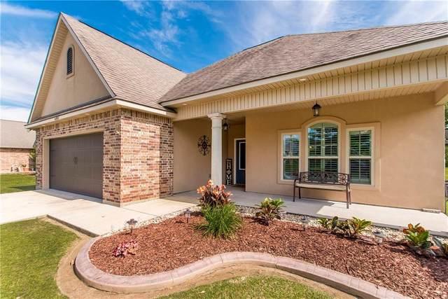 41915 Snowball Circle, Ponchatoula, LA 70454 (MLS #2303181) :: Turner Real Estate Group