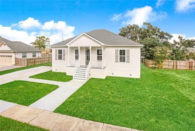 80 Jones Drive, Chalmette, LA 70043 (MLS #2303193) :: Crescent City Living LLC