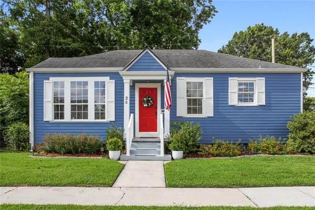 30 Joyce Avenue, Jefferson, LA 70121 (MLS #2303216) :: Parkway Realty