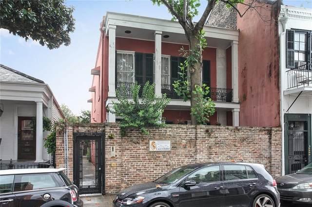 1228 Bourbon Street D, New Orleans, LA 70116 (MLS #2303218) :: Reese & Co. Real Estate