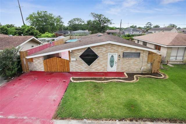1636 Dogwood Drive, Harvey, LA 70058 (MLS #2303222) :: Freret Realty
