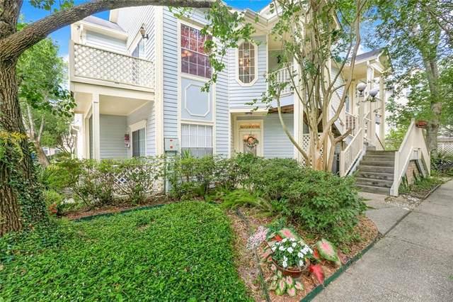 3722 Audubon Trace #3722, Jefferson, LA 70121 (MLS #2303280) :: Crescent City Living LLC