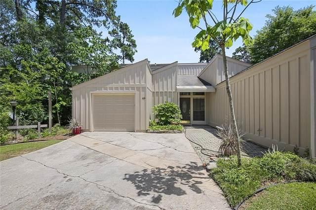 48 N Court Villa Drive #48, Mandeville, LA 70471 (MLS #2303303) :: Turner Real Estate Group