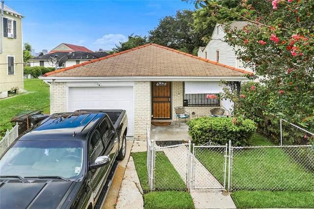 712 Deslonde Street, New Orleans, LA 70117 (MLS #2303321) :: Crescent City Living LLC