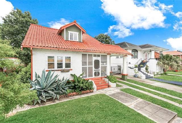 4119 Fairmont Drive, New Orleans, LA 70112 (MLS #2303339) :: Reese & Co. Real Estate