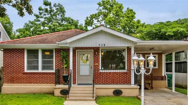 220 Ninth Street, Gretna, LA 70053 (MLS #2303384) :: Crescent City Living LLC
