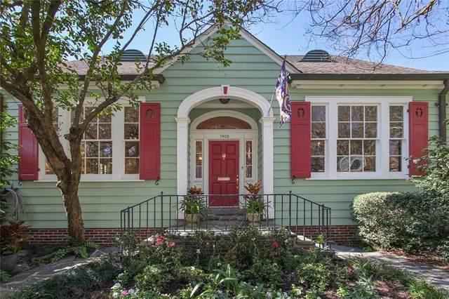 7400 Dominican Street, New Orleans, LA 70118 (MLS #2303403) :: United Properties