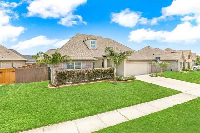 2557 Bent Tree Boulevard, Marrero, LA 70072 (MLS #2303411) :: Turner Real Estate Group