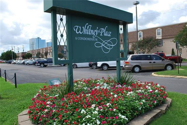 2724 Whitney Place #134, Metairie, LA 70002 (MLS #2303439) :: Turner Real Estate Group