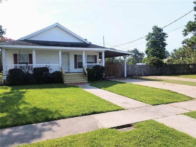 60 Old Hickory Avenue, Chalmette, LA 70043 (MLS #2303473) :: Crescent City Living LLC