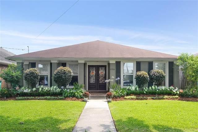 3705 David Drive, Metairie, LA 70003 (MLS #2303485) :: Top Agent Realty