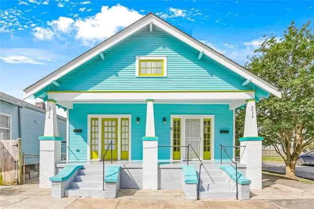 2036 38 Dumaine Street, New Orleans, LA 70116 (MLS #2303535) :: United Properties
