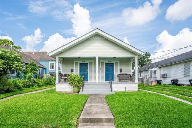 4622 24 Baccich Street, New Orleans, LA 70122 (MLS #2303539) :: Parkway Realty
