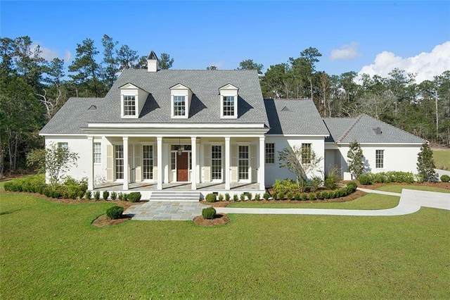 19 Briar Hollow Drive, Covington, LA 70433 (MLS #2303561) :: Turner Real Estate Group