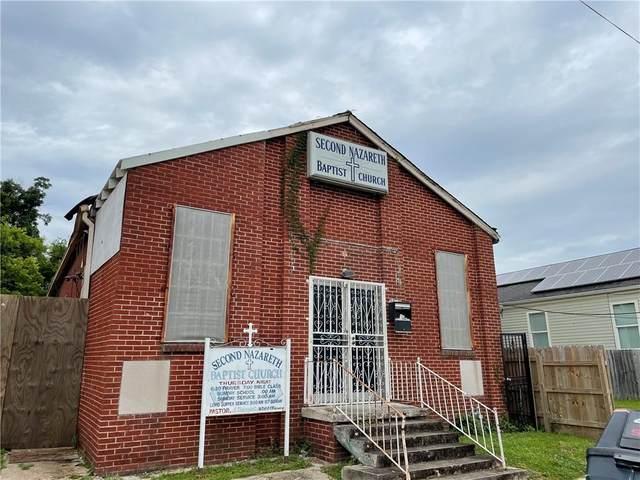 2818 Second Street, New Orleans, LA 70113 (MLS #2303609) :: Crescent City Living LLC