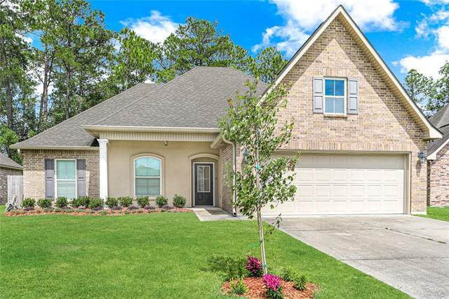 555 Tanglewood Drive, Slidell, LA 70458 (MLS #2303631) :: Top Agent Realty