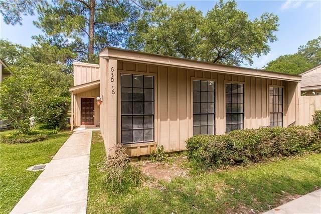 630 N Beau Chene Drive #6, Mandeville, LA 70471 (MLS #2303684) :: Turner Real Estate Group