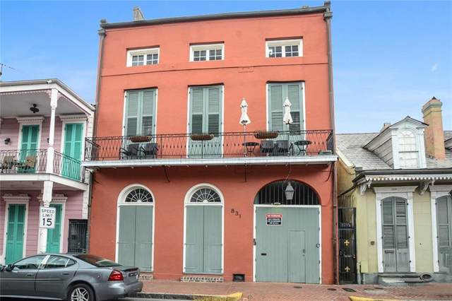 831 St Peter Street Sq2, New Orleans, LA 70116 (MLS #2303707) :: Reese & Co. Real Estate