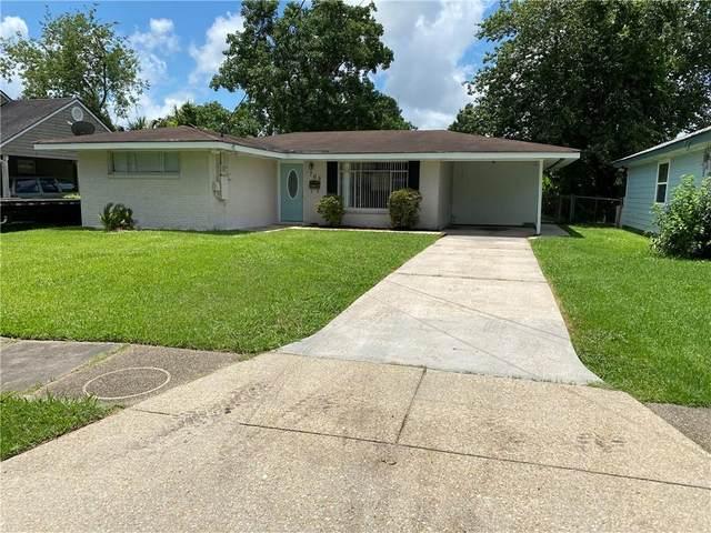 709 River Oaks Street, New Orleans, LA 70114 (MLS #2303716) :: Crescent City Living LLC