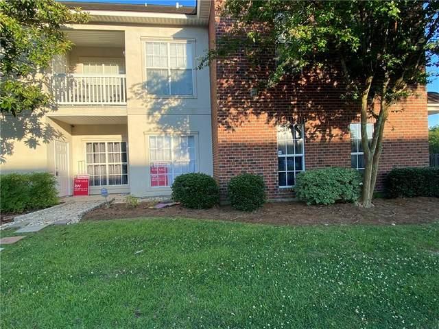 4625 Burbank Drive #402, Baton Rouge, LA 70820 (MLS #2303782) :: Reese & Co. Real Estate