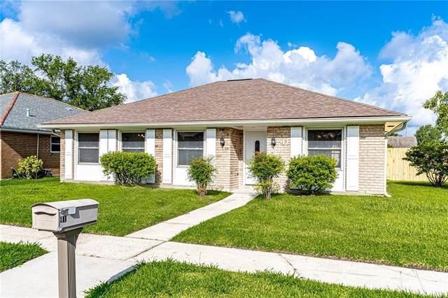 41 Moselle Drive, Kenner, LA 70065 (MLS #2303783) :: United Properties