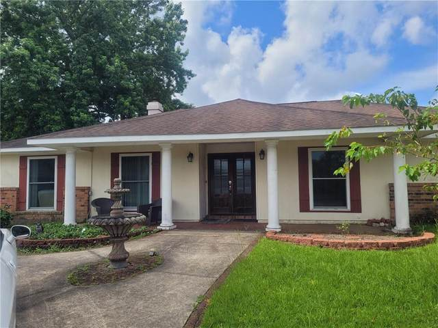 437 Briargrove Court, Slidell, LA 70458 (MLS #2303831) :: Parkway Realty