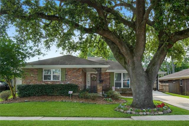 4213 Napoli Drive, Metairie, LA 70002 (MLS #2303888) :: Turner Real Estate Group