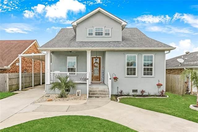 4417 Anais Street, Meraux, LA 70075 (MLS #2303904) :: Turner Real Estate Group