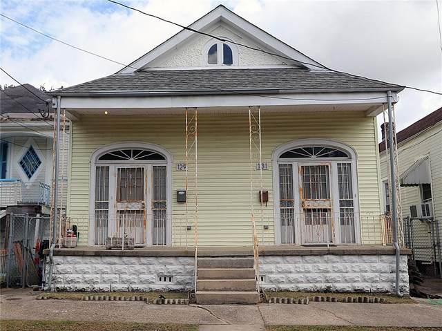 129 31 N Rendon Street, New Orleans, LA 70119 (MLS #2303959) :: Parkway Realty