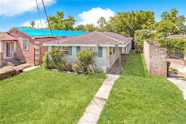 5916 18 N Claiborne Avenue, New Orleans, LA 70117 (MLS #2304018) :: Turner Real Estate Group