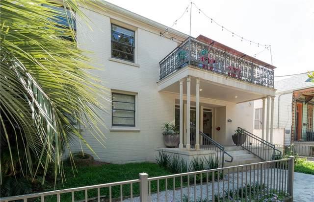 729 Second Street #4, New Orleans, LA 70130 (MLS #2304057) :: Crescent City Living LLC