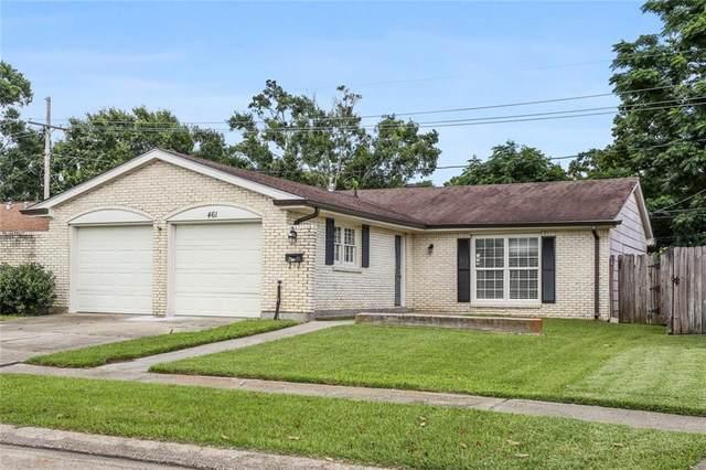 461 Brookmeade Drive, Gretna, LA 70056 (MLS #2304092) :: Satsuma Realtors