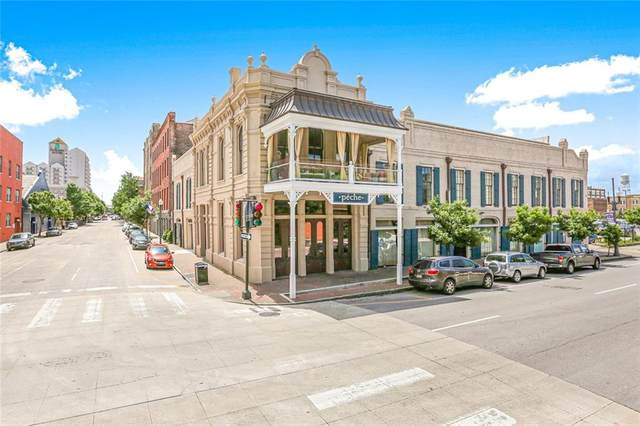 450 Julia Street 3F, New Orleans, LA 70130 (MLS #2304112) :: Amanda Miller Realty