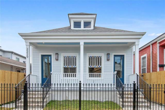 2229 Valence Street, New Orleans, LA 70115 (MLS #2304118) :: The Sibley Group