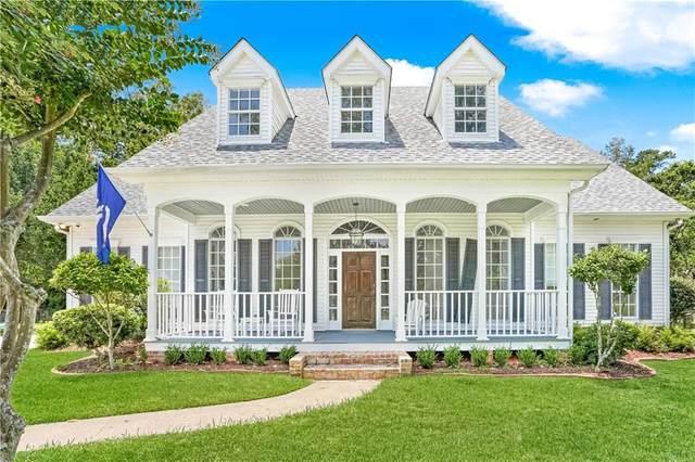 16152 Indian Point Drive, Madisonville, LA 70447 (MLS #2304193) :: Crescent City Living LLC