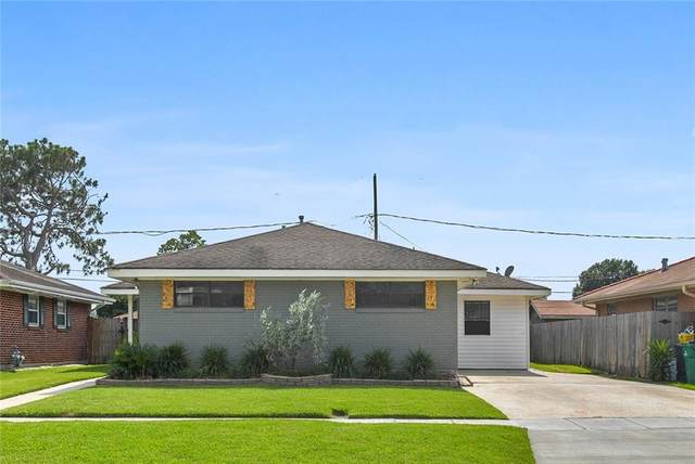 1700 Airline Park Boulevard, Metairie, LA 70003 (MLS #2304202) :: Robin Realty