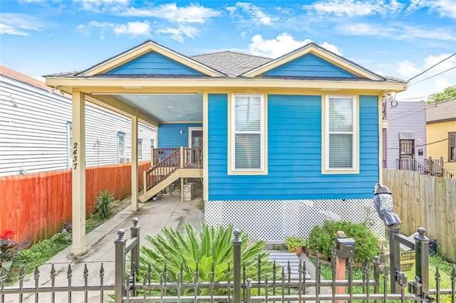 2437 2ND Street, New Orleans, LA 70113 (MLS #2304219) :: Crescent City Living LLC
