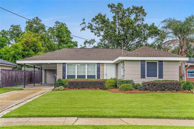 416 River Oaks Drive, New Orleans, LA 70131 (MLS #2304272) :: United Properties