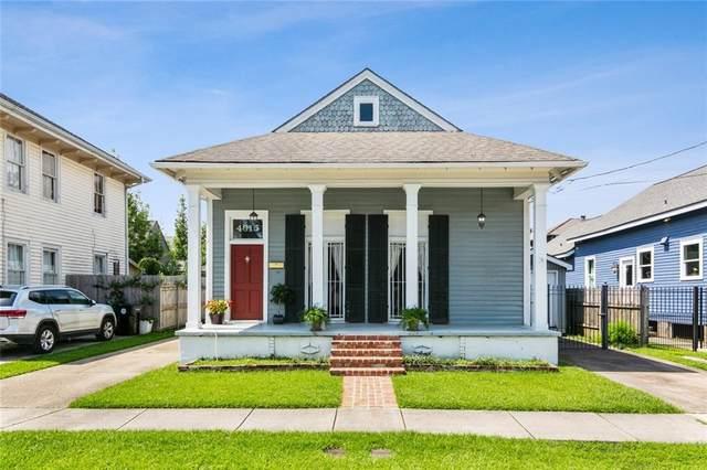 4615 Baronne Street, New Orleans, LA 70115 (MLS #2304292) :: The Sibley Group