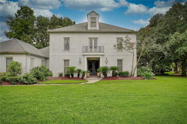 21 English Turn Drive, New Orleans, LA 70131 (MLS #2304335) :: Turner Real Estate Group
