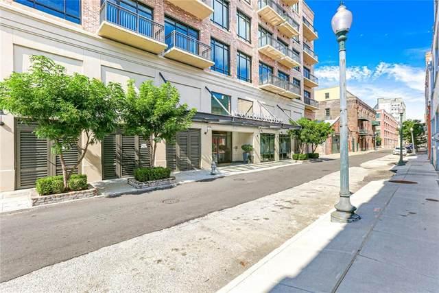 425 Notre Dame Street #802, New Orleans, LA 70130 (MLS #2304340) :: United Properties