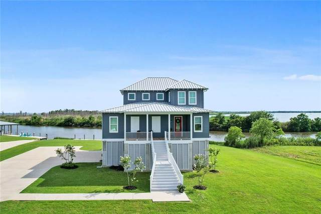 498 South Chenier Drive, Madisonville, LA 70447 (MLS #2304348) :: Top Agent Realty