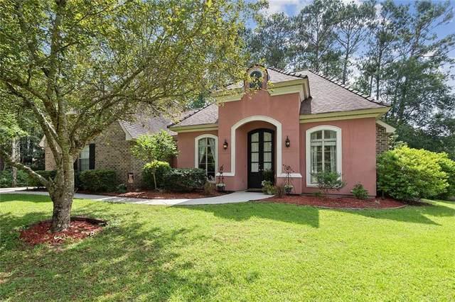225 Secluded Oaks Lane, Madisonville, LA 70447 (MLS #2304355) :: Robin Realty