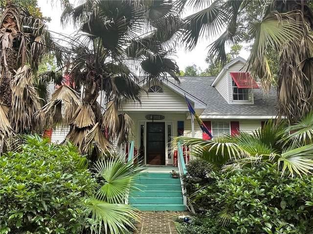 129 Forest Drive, Mandeville, LA 70471 (MLS #2304376) :: United Properties