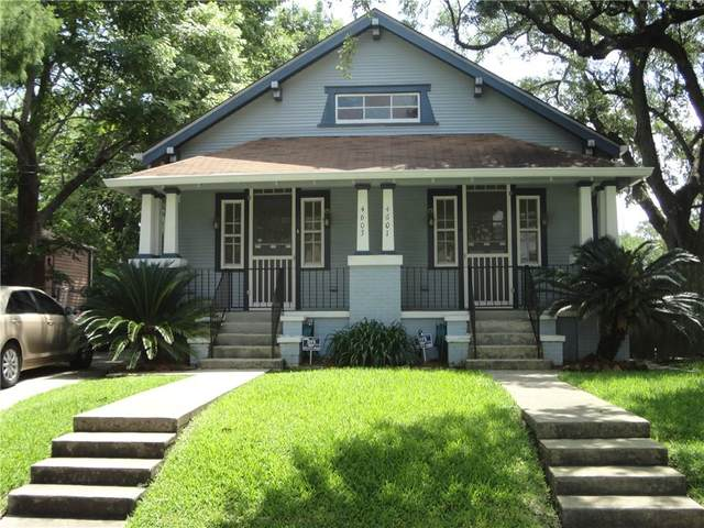 4601 03 Baccich Street, New Orleans, LA 70122 (MLS #2304407) :: Parkway Realty