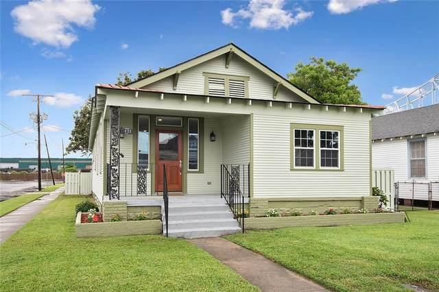 433 Monroe Street, Gretna, LA 70053 (MLS #2304445) :: Crescent City Living LLC
